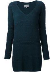 свитер c V-образным вырезом  Maiyet
