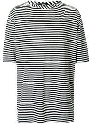 полосатая футболка 'SS' Assin