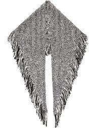 шарф в стиле кроше Maiyet