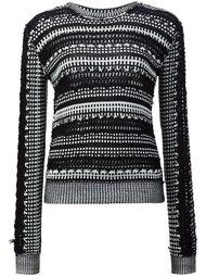 свитер в полоску Maiyet