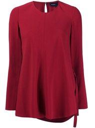 блузка свободного кроя  Proenza Schouler