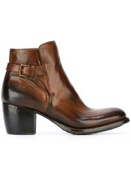 ботинки по щиколотоку  Silvano Sassetti