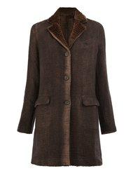 flap pocket coat Avant Toi