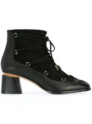 ботинки на шнуровке  Nicholas Kirkwood