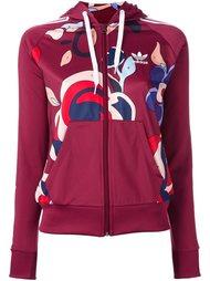 спортивная куртка с капюшоном Adidas Originals