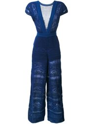 knitted jumpsuit M Missoni