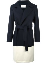 пальто с поясом Ports 1961