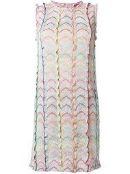 вязаное платье шифт  Missoni