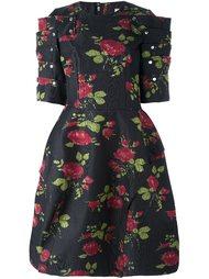 floral print dress Comme Des Garçons