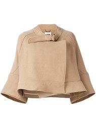 укороченная куртка свободного кроя Chloé