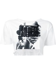 укороченная футболка 'Soldiers' Strateas Carlucci