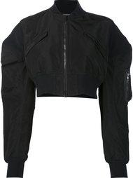 cropped bomber jacket  Yohji Yamamoto