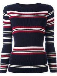 свитер в полоску Chinti And Parker