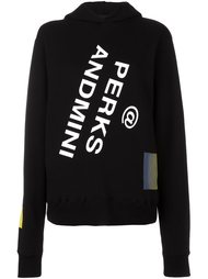 'Insta Message' hoodie Pam Perks And Mini