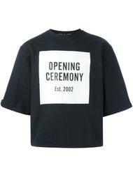 толстовка с логотипом Opening Ceremony