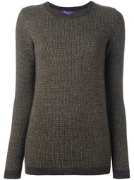 свитер с круглым вырезом   Ralph Lauren Purple