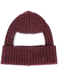 шапка-бини в рубчик Oamc