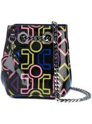 chain strap crossbody bag Emporio Armani