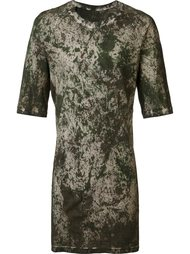 camouflage long fit T-shirt 11 By Boris Bidjan Saberi