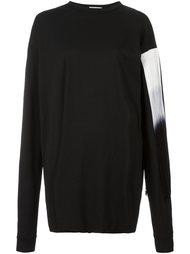 платье-свитер с бахромой Aries