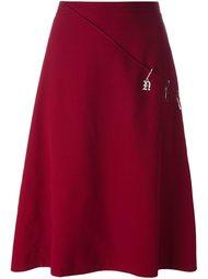 юбка на резинке  Christopher Kane