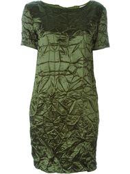 платье с эффектом помятости Nina Ricci