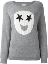 свитер с эмодзи Chinti And Parker
