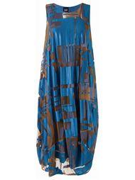 платье миди с круглым вырезом Fernanda Yamamoto