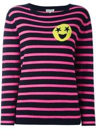 свитер в бретонскую полоску Chinti And Parker