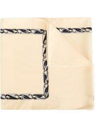 chain print scarf  Loewe