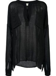 полупрозрачная блузка  Faith Connexion