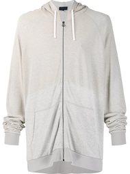 loose fit hoodie Lanvin