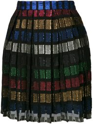 striped pleated skirt Dodo Bar Or