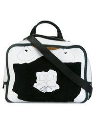 средняя сумка-тоут Courrèges