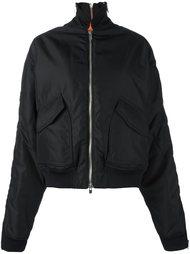 объемная куртка-бомбер Incarnation