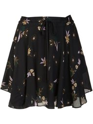floral print pleated skirt A.L.C.