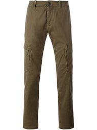 брюки с карманами карго Stone Island