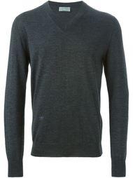 свитер с вышивкой  Dior Homme
