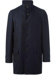 пальто со стоячим воротником Canali