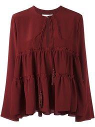 свободная блузка Chloé
