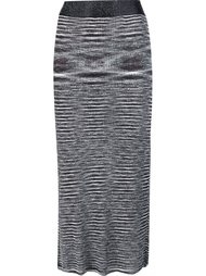 striped midi skirt Ellery