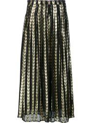 длинная плиссированная юбка Dodo Bar Or