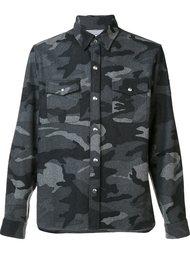 camouflage shirt Moncler Gamme Bleu