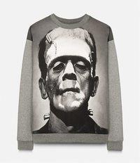 толстовка 'Frankenstein' Christopher Kane