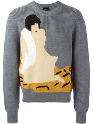woman intarsia jumper 3.1 Phillip Lim