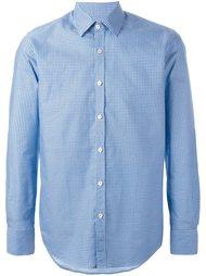 рубашка с мелким узором Canali