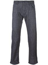 брюки прямого кроя  Armani Jeans