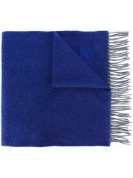 шарф с бахромой Canali