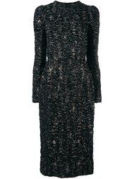 платье миди с бахромой Dolce & Gabbana