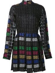 блестящее платье Dodo Bar Or